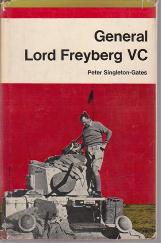 cover image of General Lord Freyberg V.C. An unofficial biography, for sale in New Zealand