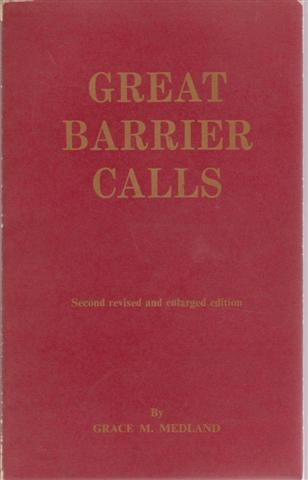 cover image of Great Barrier Calls for sale in New Zealand
