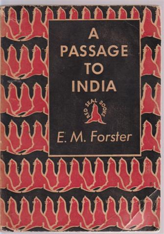 cover image of A Passage to India by Red Seal Books.