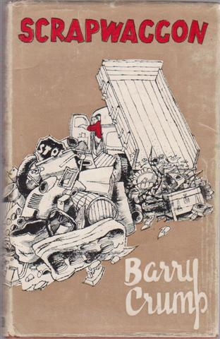 cover image of Scrapwaggon by Barry Crump