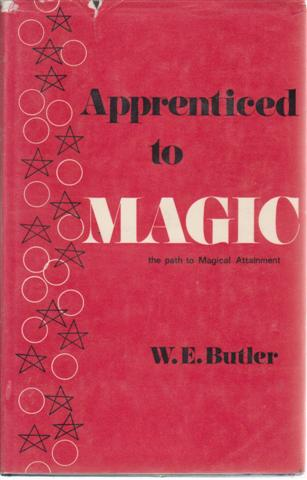 cover image of Apprenticed to Magic, the path to magical attainment for sale in New Zealand