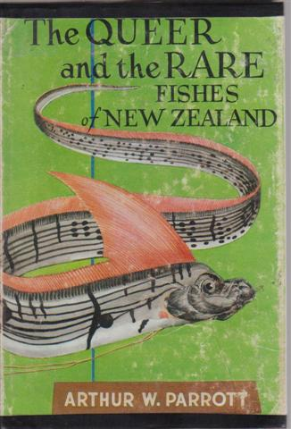 Fortuna books new zealand natural history nature and geology the queer and rare fishes of new zealand sciox Gallery