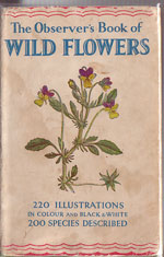 cover image of The Observer's Book of Wild Flowers
