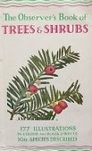 cover image of The Observer's Book of Trees and Shrubs