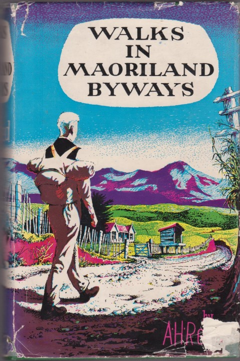 cover image of Walks in Maoriland Byways