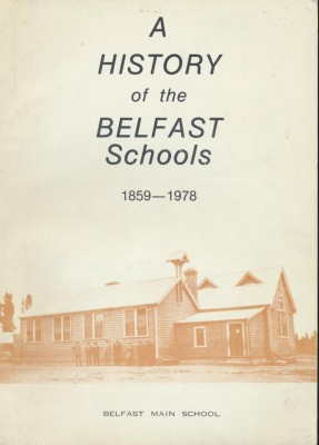 cover image of A History of the Belfast Schools 1859-1978