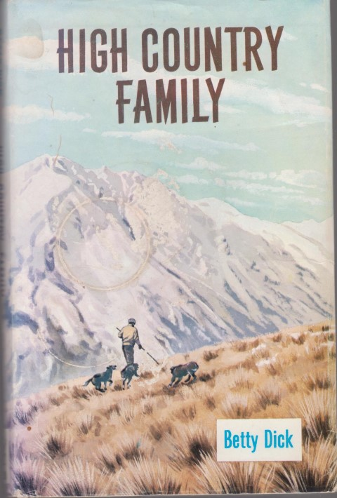 cover image of High Country Family