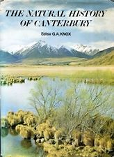 cover image of The Natural History of Canterbury 1969