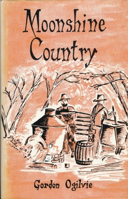 cover image of Moonshine Country; The Story of Waitohi, South Canterbury