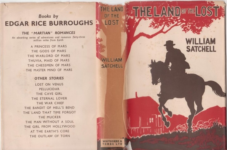 cover image of The Land of the Lost