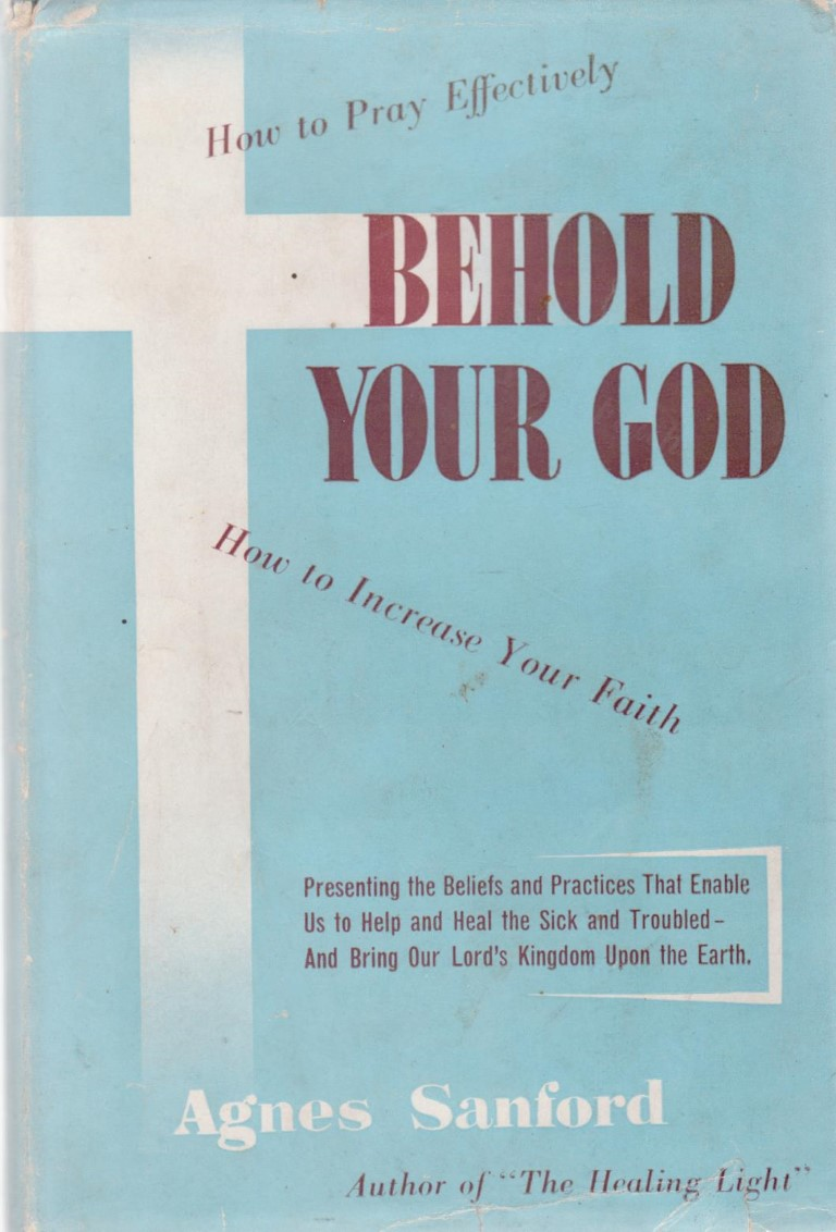 cover image of Behold Your God