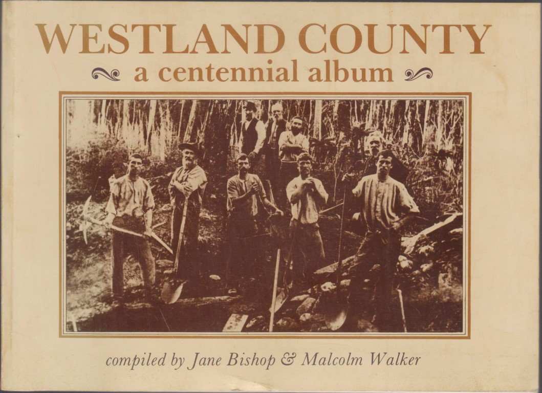cover image of  Westland County a centennial Album