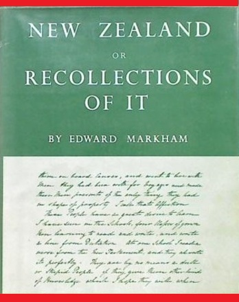 cover image of New Zealand Or Recollections of It