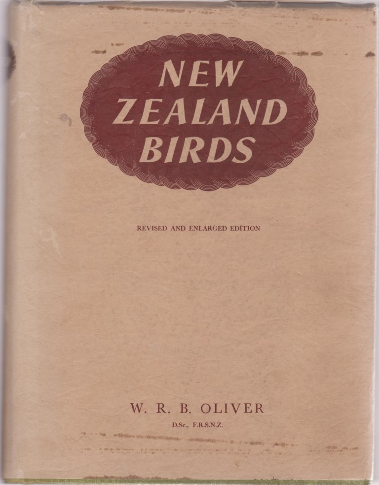 cover image of New Zealand Birds, Revised and enlarged edition