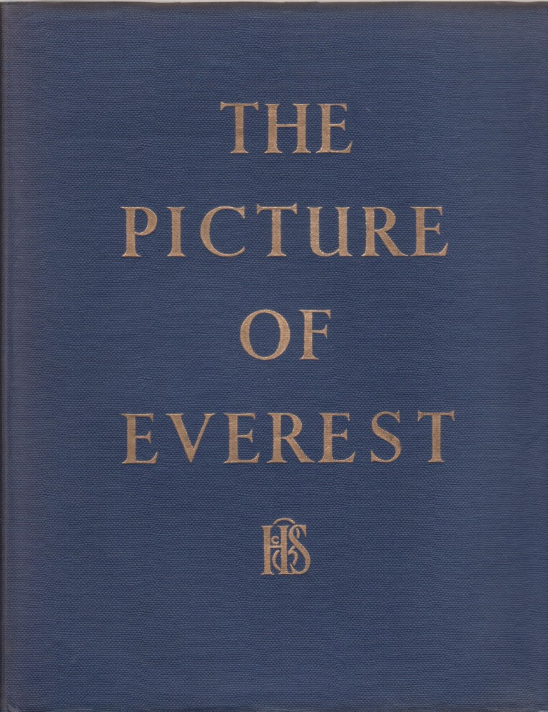 cover image of The Picture of Everest