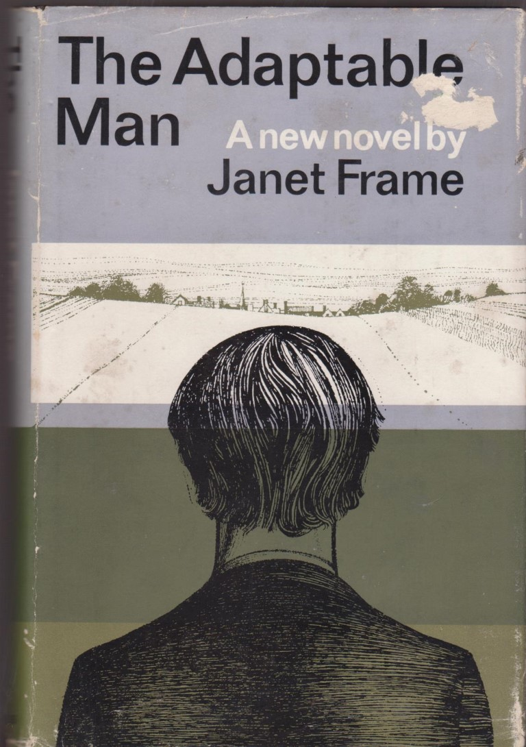 cover image of The Adaptable Man by Janet Frame