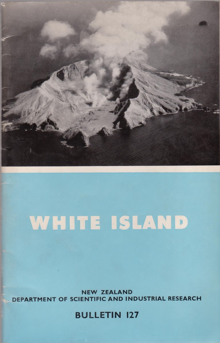 cover image of White Island, New Zealand Department of Scientific and Industrial Research Bulletin 127
