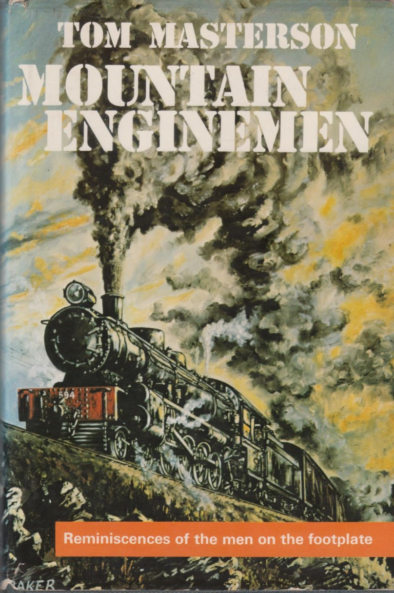 cover image of Mountain Enginemen<br>Reminiscences of the men on the footplate