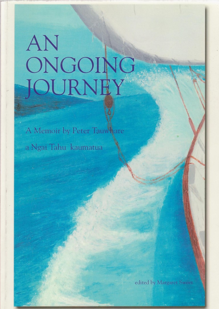 cover image of An Ongoing Journey a Memoir by Peter Tauwhare