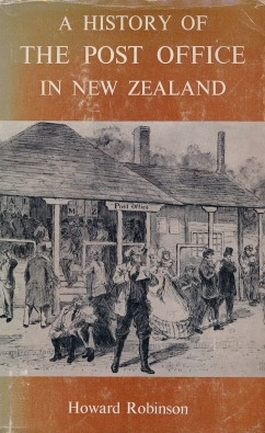 cover image of A History of the Post Office in New Zealand