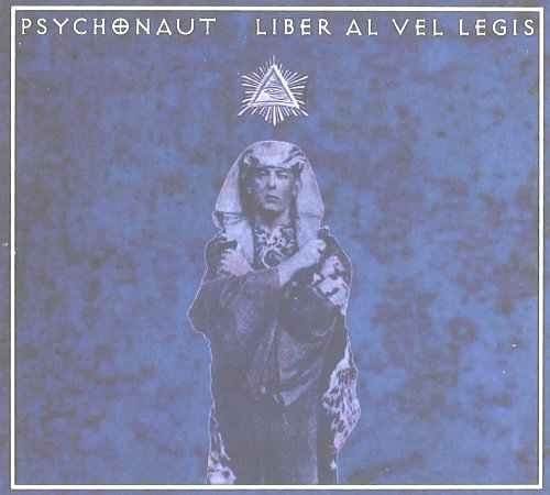 cover image of Liber Al Vel Legis audio CD by Psychonaut