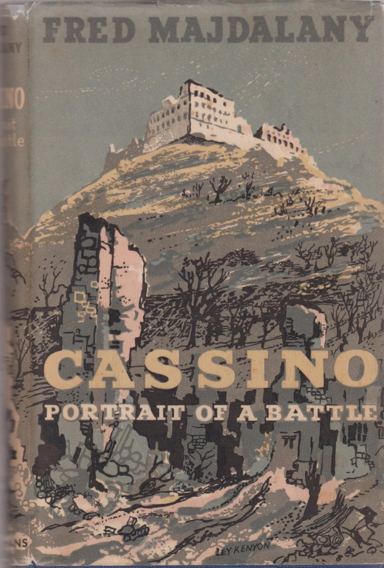 cover image of Cassino: Portrait of a Battle for sale in New Zealand