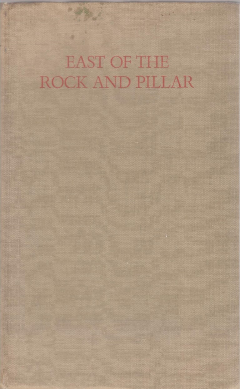 cover image of East of the Rock and Pillar: A History of the Strath Taieri and Macraes Districtsfor sale in New Zealand
