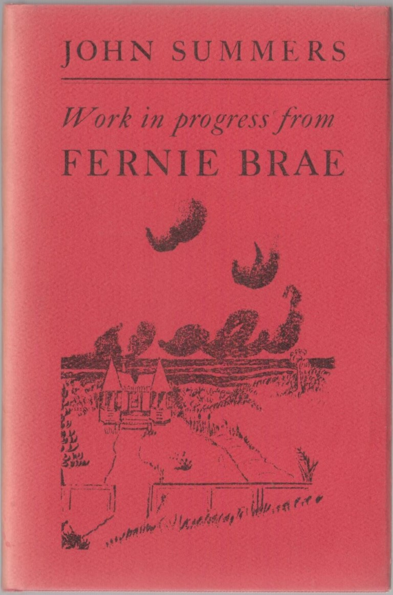 cover image of Work in Progress from Fernie Brae for sale in New Zealand
