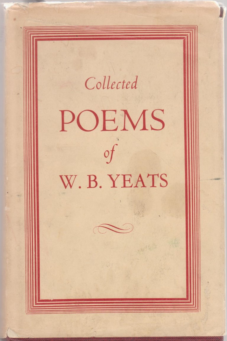 cover image of Collected Poems of W B Yeats for sale in New Zealand
