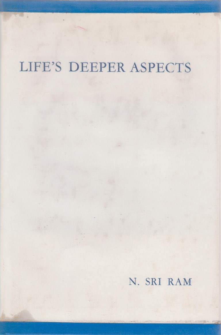 cover image of Life's Deeper Aspects for sale in New Zealand