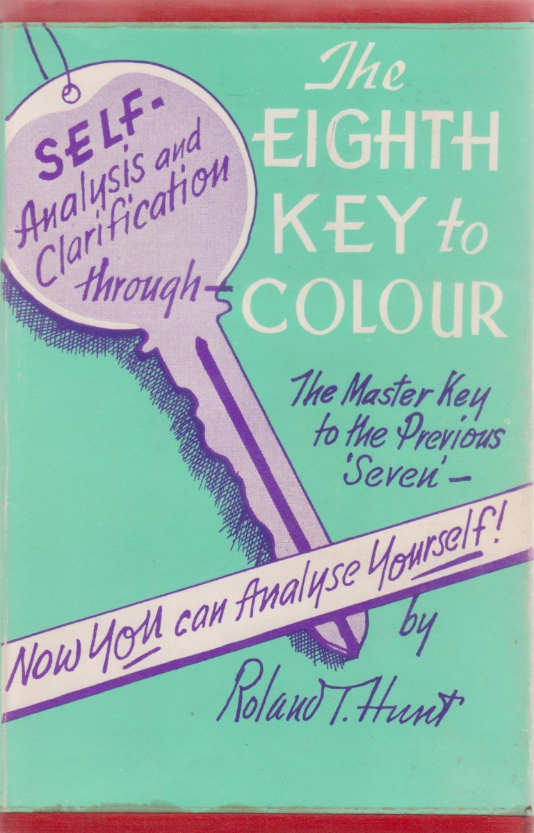 cover image of The Eighth Key to Colour for sale in New Zealand