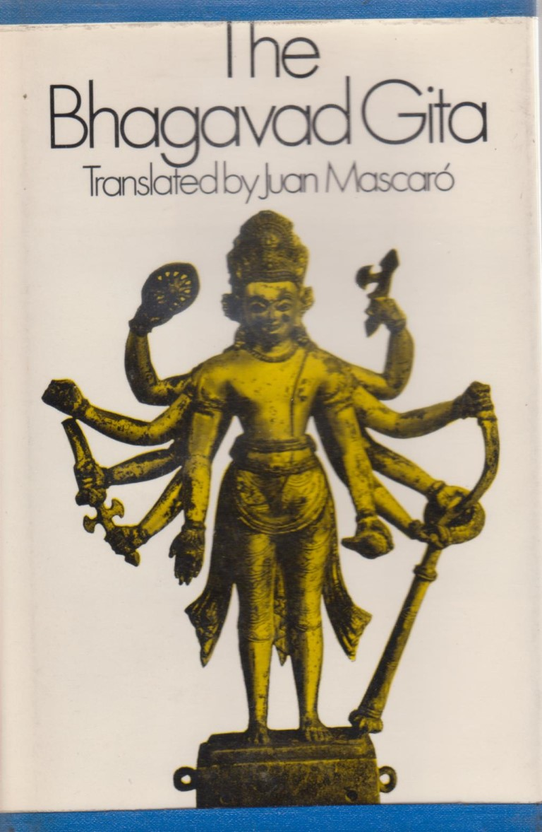 cover image of The Bhagavad Gita for sale in New Zealand