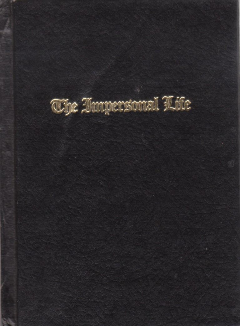 cover image of The Impersonal Life for sale in New Zealand