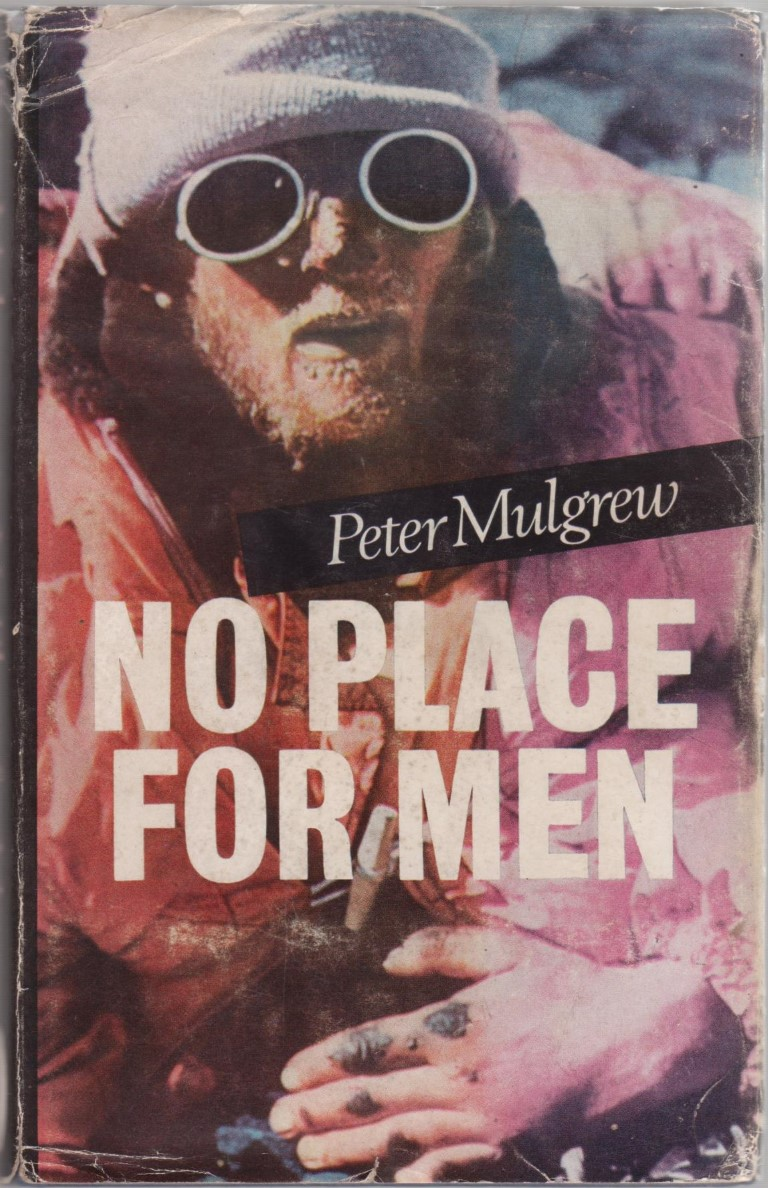 cover image of No Place for Men for sale in New Zealand