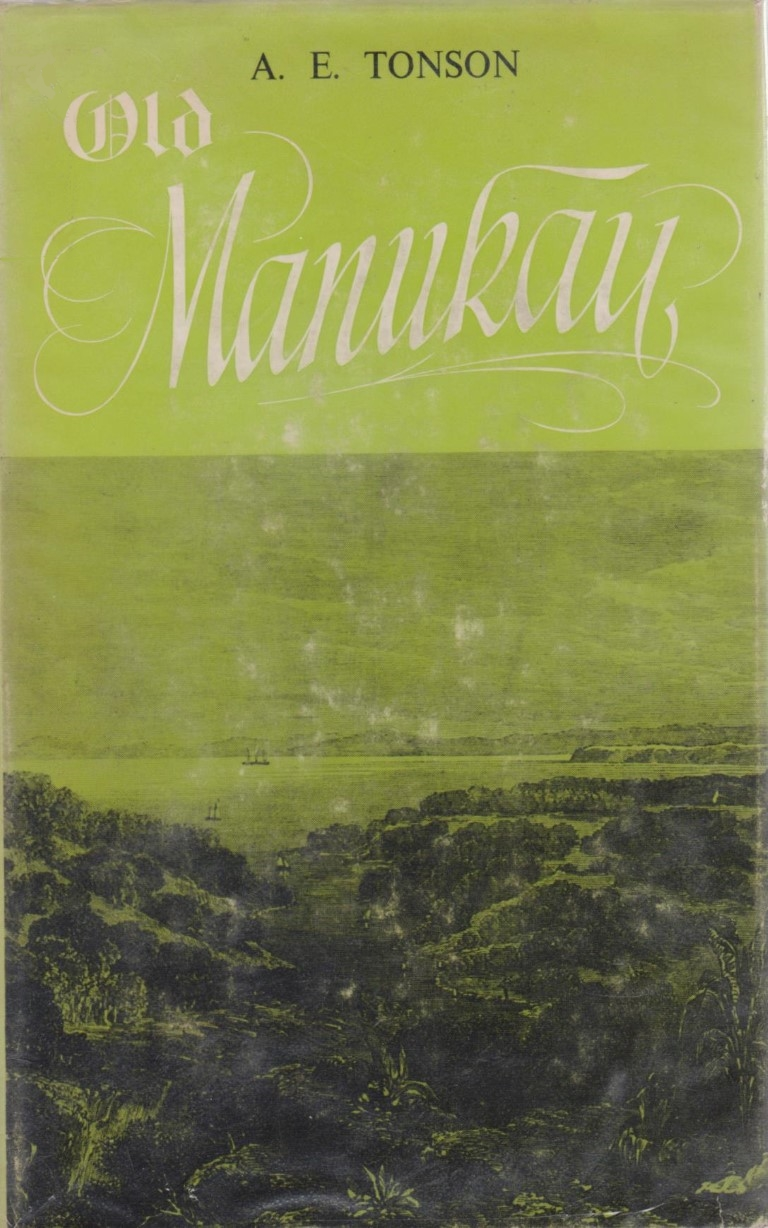 cover image of Old Manukau by Tonson for sale in New Zealand