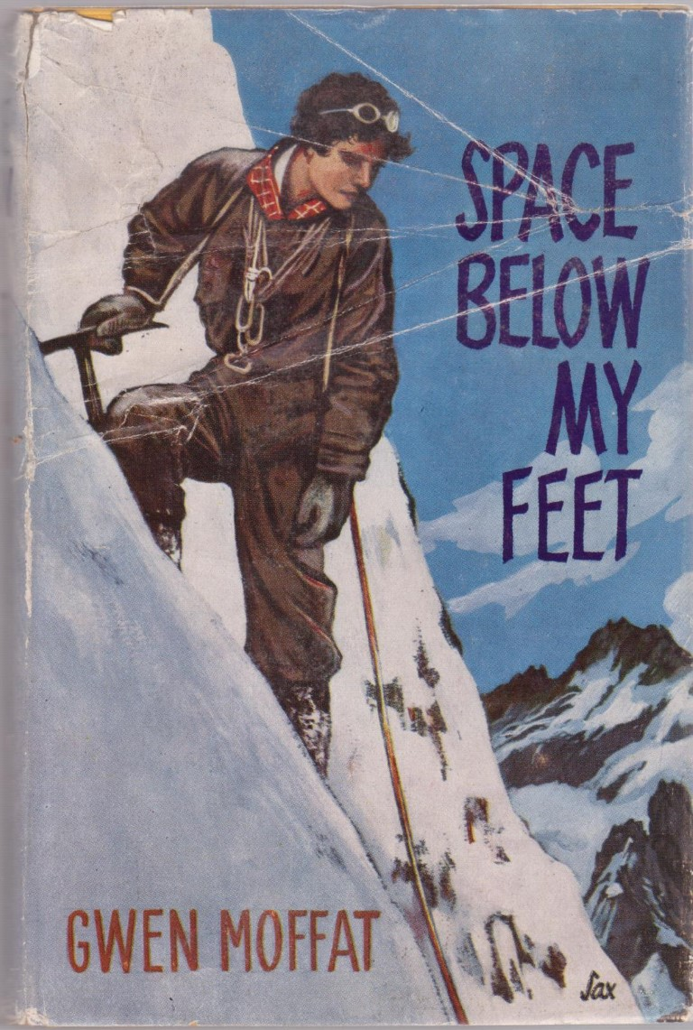 cover image of Space Below My Feet for sale in New Zealand