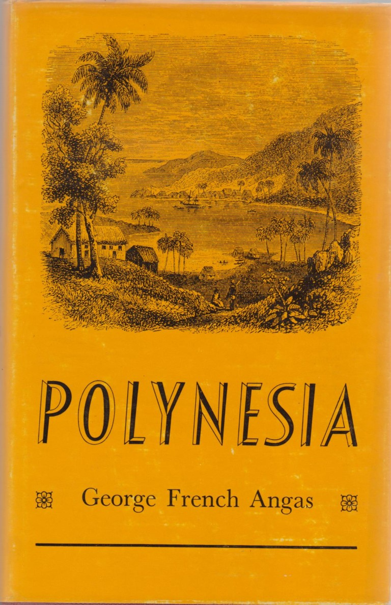 cover image of Polynesia by George French Angasfor sale in New Zealand