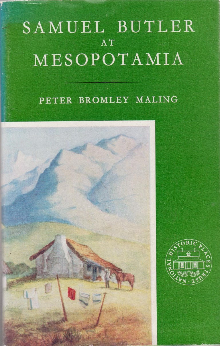 cover image of Samuel Butler at Mesopotamia for sale in New Zealand