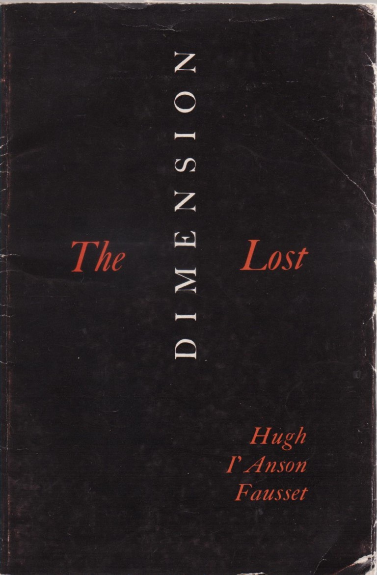 cover image of The Lost Dimension for sale in New Zealand