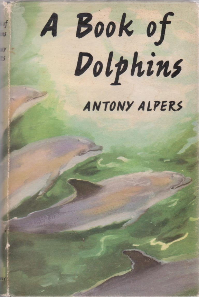 cover image of A Book of Dolphins for sale in New Zealand