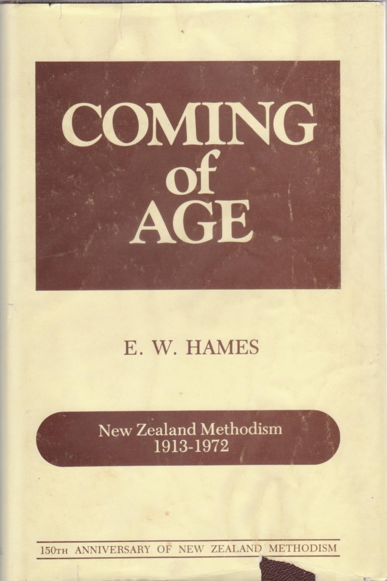 cover image of Coming of Age, New Zealand Methodism, the United Church 1913-1972 for sale in New Zealand
