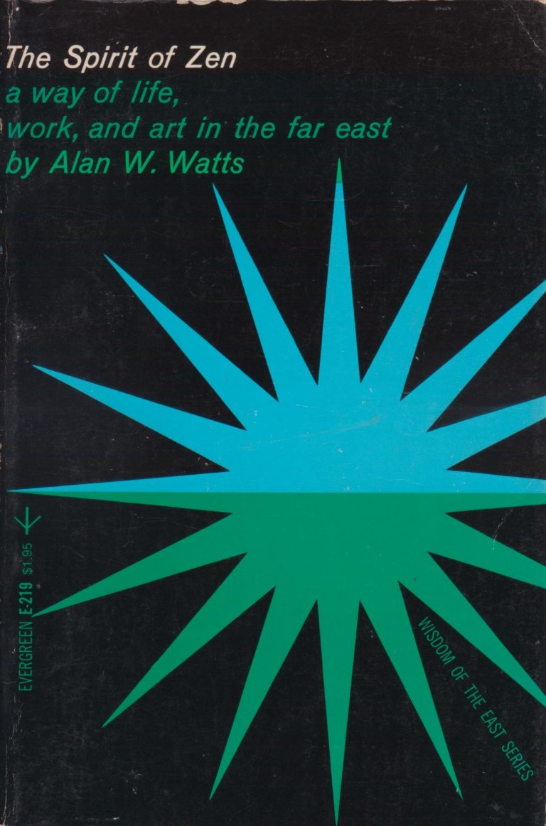 cover image of The Spirit of Zen by Alan Watts for sale in New Zealand