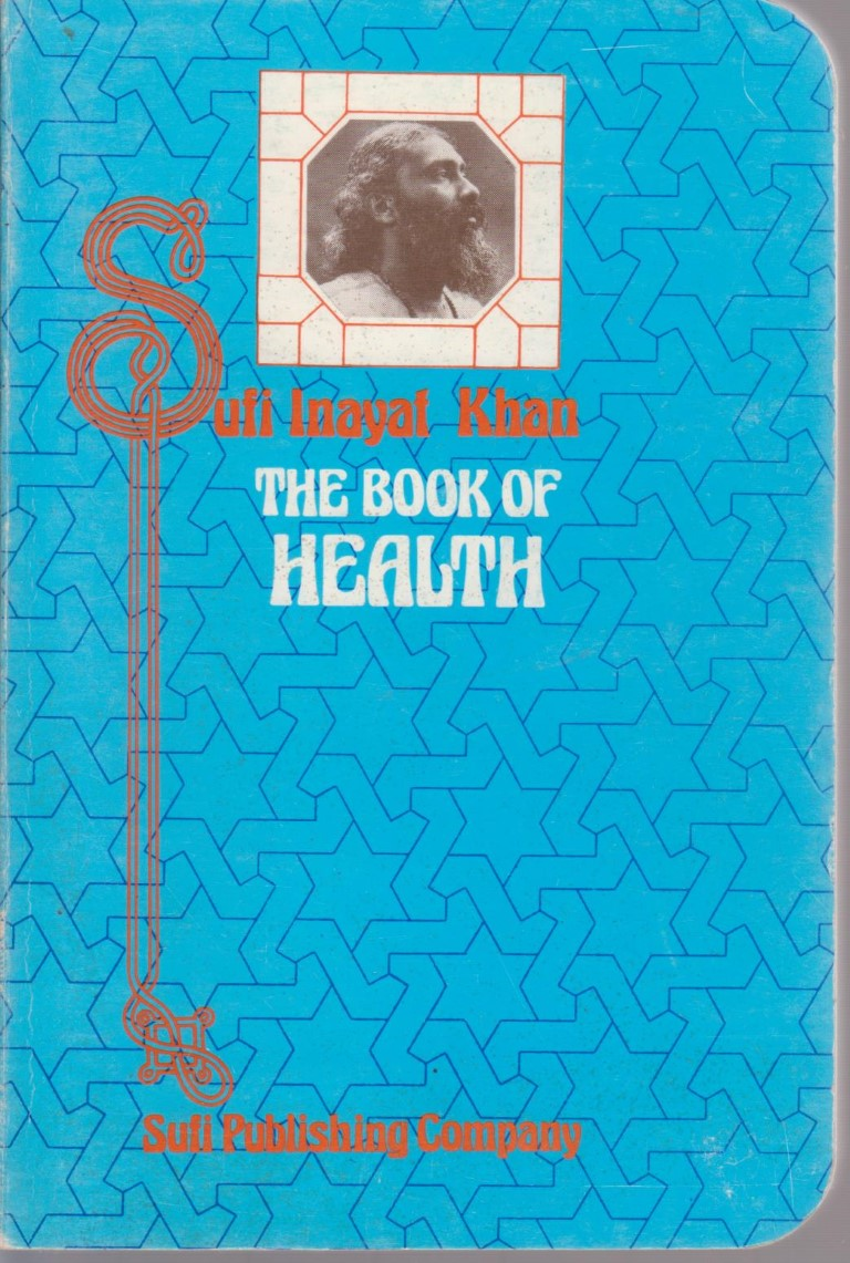 cover image of The Book of Health by Sufi Inayat Khan for sale in New Zealand