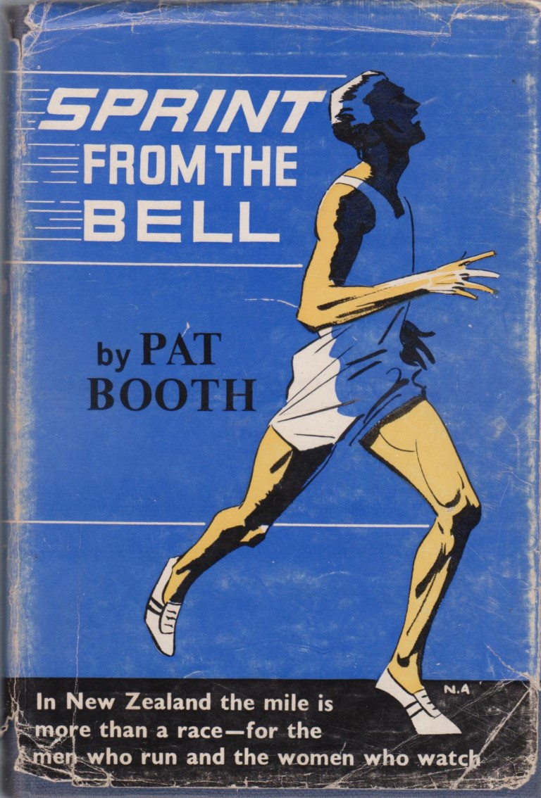 cover image of Sprint from the Bell by Pat Booth for sale in New Zealand