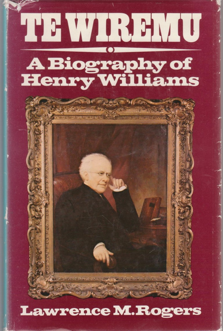 cover image of Te Wiremu A Biography Of Henry Williams for sale in New Zealand
