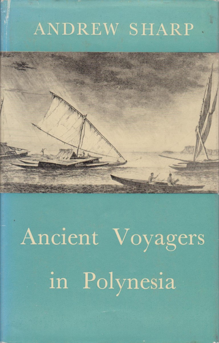 cover image of Ancient Voyagers in Polynesia for sale in New Zealand