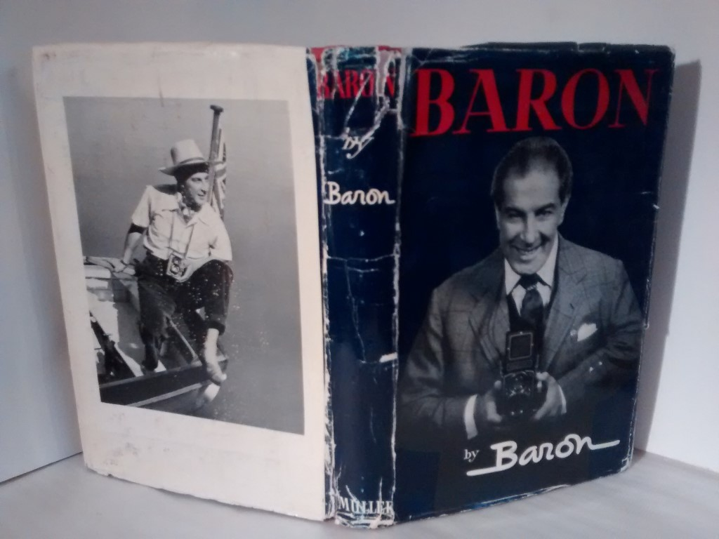 cover image of Baron by Baron on photography for sale in New Zealand