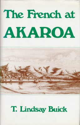 cover image of The French at Akaroa for sale in New Zealand