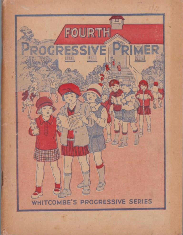 cover image of Whitcombe's Progressive Series Fourth Progressive Primer for sale in New Zealand