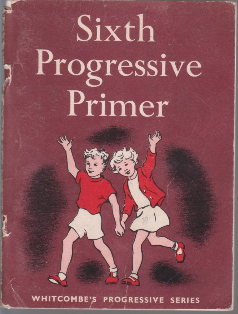 cover image of Whitcombe's Progressive Series Sixth Progressive Primer for sale in New Zealand